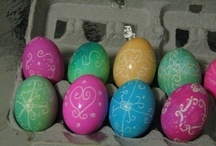 easter ideas / by Tiffani O'Bryant