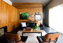 Livingroom designs / by Anne Arner