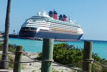My Disney Cruise Adenture / Going on a Disney cruise to the Bahamas for my birthday. Ideas on what to wear, what to do while on board, what to do in Bahamas, Key West, or Castaway Cay. / by Lori Sands
