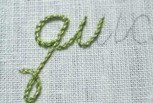 Embroidery / by Lynn Umphrey