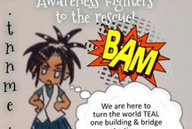 ITNAF: International Trigeminal Neuralgia Awareness Fighters / by Brandi Sumpter