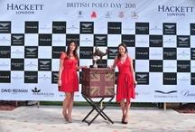 British Polo Day - Dubai / by Backes & Strauss London