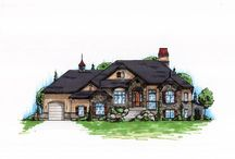 New Home Ideas / by Jennifer Carr