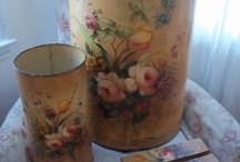 Toile Trays and other prettys / by Patti Taylor