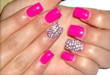 Nail designs  / by Stacey Landau