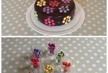 cake walk ideas / by Rita Hosick