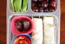 Kids school lunches / by Misty Manges