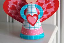 Valentine's Day - Show Me The Love / by Vikki Lybbert