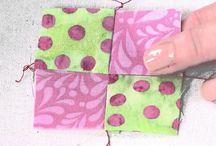 quilt along / by Gloria Bunn