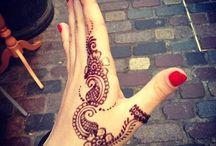 The beautiful henna  / by Nicole Sisson