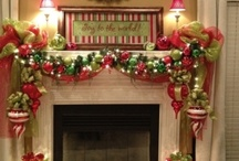 Dec The Halls/Christmas!!!! / by Kimberly Davis