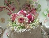 Lovely Cakes / by Patricia Parker