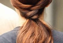 Hairstyles / by Christy Aultman