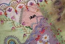 Needlework - Embroidery 4 / by Nan Jacobson