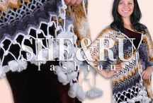 Free Patterns on SheruFashion Channel   / https://www.youtube.com/user/Sherufashion We will inspire you with new styles, designs and ideas of clothing for women, men, children, animals, and also jewelry, items for home decor and much more! Each model is presented with full-color photos and FREE detailed patterns: charts and schematics. Find new beautiful designs made in all possible techniques, FREE easy-to-follow instructions, exciting new crochet and knitting patterns and much more.  / by SHERU Knitting