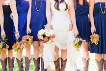 Weddings<3 / by Julianne Kendrick