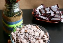 Snack Mixes / by The Cookie Puzzle