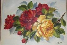 Flores 2 / by Eliane Carneiro