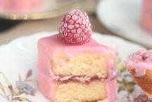 Let them eat cake...sustenance / by Joan Landes