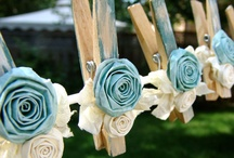 Clothespins / by Kristina Reynolds-Haney