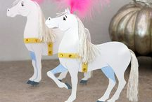 Horse Theme Birthday Party / by Sherry Aikens
