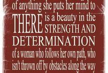 Quotes / by Stacie Pettigrew