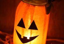 halloween crafts / by Rachel Breakey