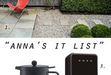 Backyard Inspiration / by Lisa Fischer