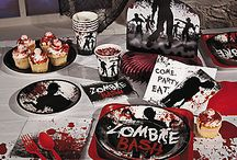 Zombie Party / by Romantic Domestic