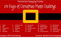 25 Days of Christmas Photo Challenge / by Rebekah Tosh
