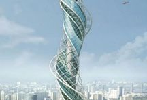Amazing buildings / by Rania Maged