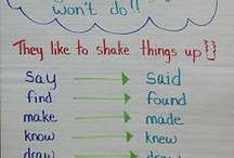 Signs to make for my classroom: / by Marissa Rodriguez