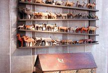 Noah's ark / by Molly Wolf