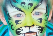 Face Painting / by Megan Martel