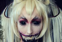 Halloween Makeup and Costumes / by Delta Pruitt-Harless