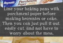 Kitchen tips / by Kelley Mauck