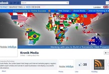 Facebook Marketing / by Noble InfoSys