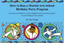 Karate birthday party ideas / by Martial Arts Party Store