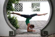.: Yoga :. / by ines