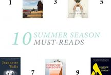 Summer Reads / by Michelle Gornick