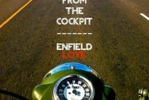 Royal enfield / by Aulfi Ali