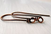 Earwires and Closures - Wire and Metal Fun / by Linda Younkman