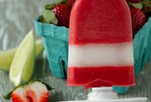 Icy pole recipes / by Amanda Payne