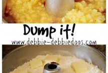 Dump Cake / by Sharon Stone Parisher