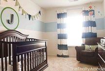 Baby Boy's Nursery / by Kate Hejde
