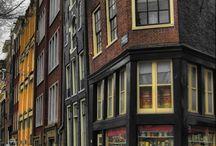 Amsterdam, The Netherlands / by Deb Venman