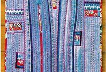 Denim crafts / by Barb Ridenour