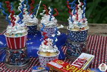 4th of July/Memorial Day / by Tracy Thiede