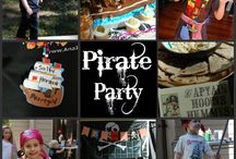 Asa's Pirate Party / My son's 2nd birthday was all about pirates--nothing too scary and lots of fun costumes! / by ohAmanda