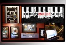 Sound Track Recording - London Bridge Studio / by Digital Health Summit